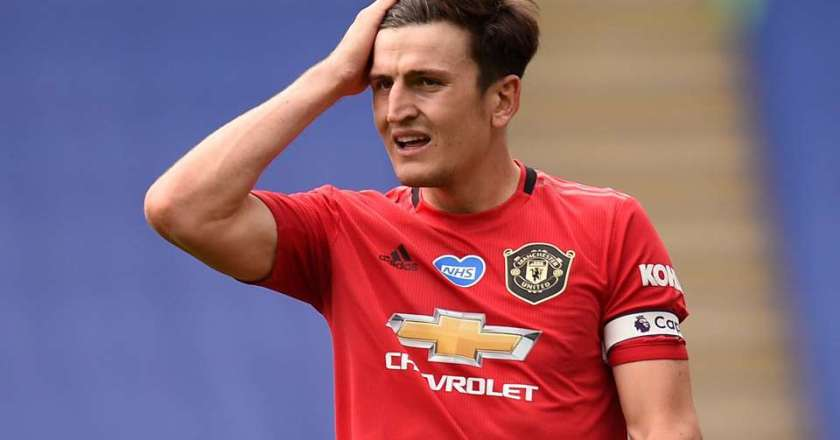 Harry Maguire: Manchester United captain pleads 'not guilty' after leaving Greek court
