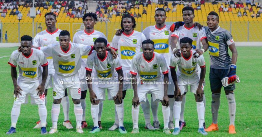 Asante Kotoko confirms Caf champions league participation