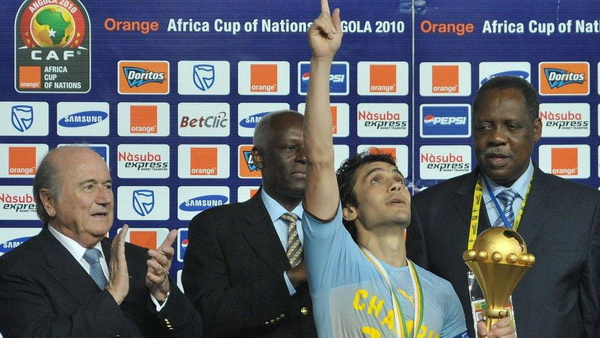 Original Africa Cup of Nations trophy 'missing' in Egypt