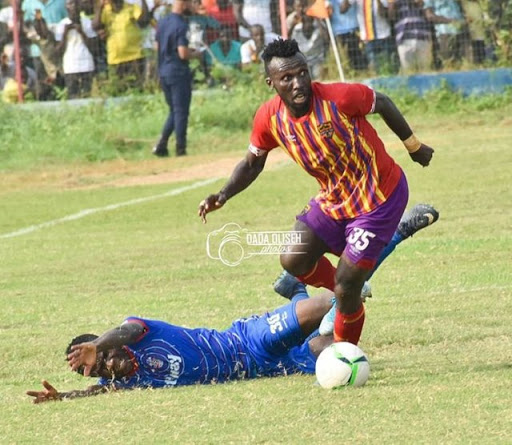 Meet Hearts of Oak player who is a trained journalist