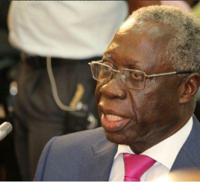 Senior Minister Osafo-Maafo reappointed as advisor to President Akufo-Addo