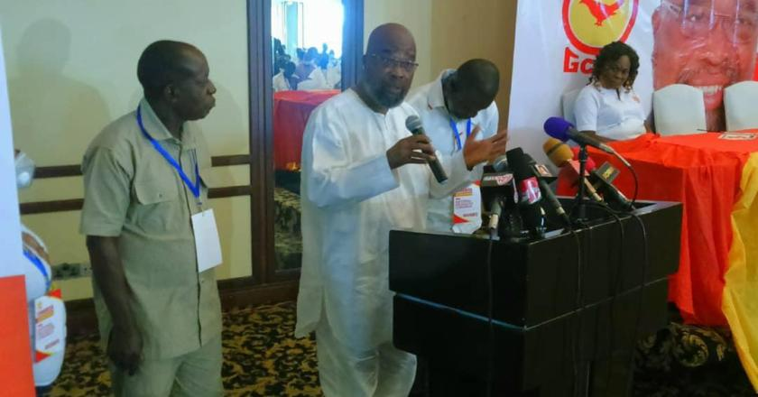 Government must deal ruthlessly with secessionist group and their financiers- GCPP