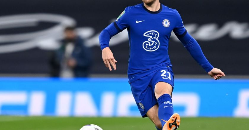 Ben Chilwell withdraws from England squad