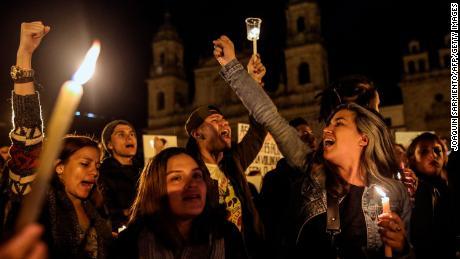 Killings of social leaders endanger peace in Colombia