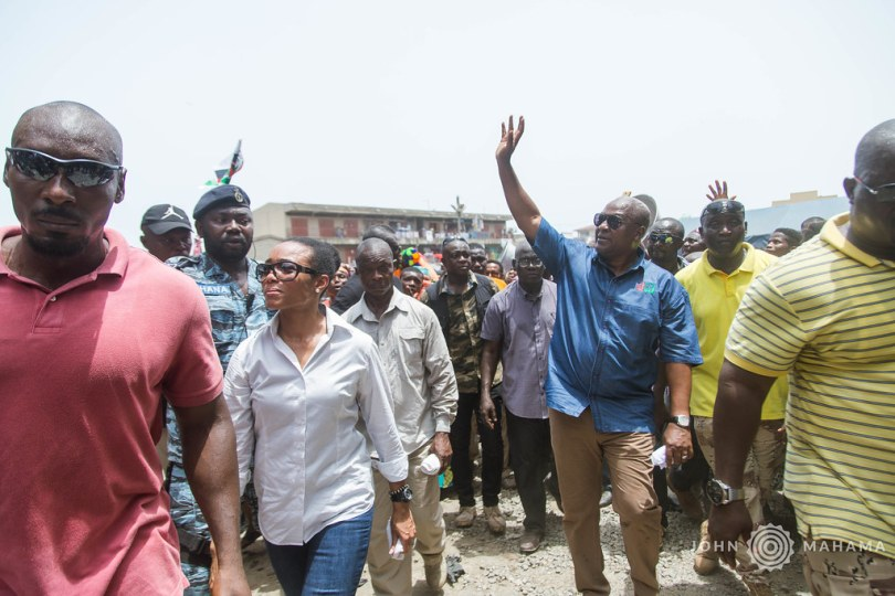 Mahama promise to revive TOR and BOST