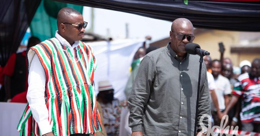 Mahama promises to streamline the fishing sector to ensure growth