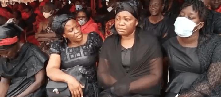 One week commemoration service held for murdered Mfantseman MP