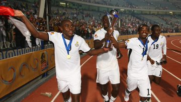 Today in History: 11 years ago today Ghana became World Champions