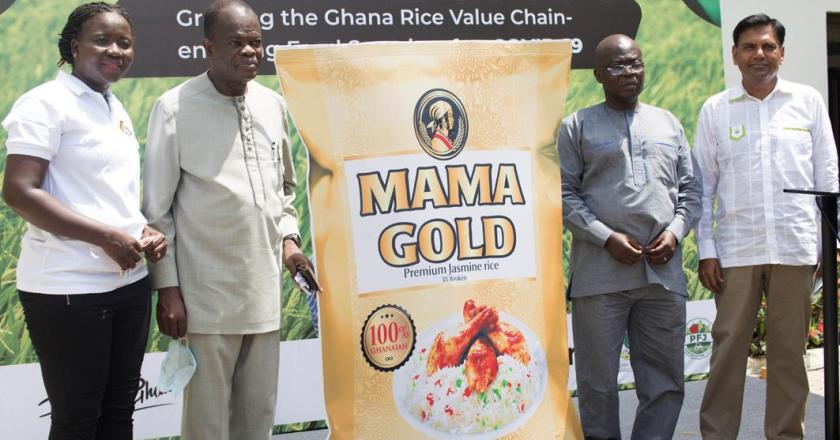 Government commits to reducing annual rice import bill