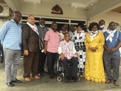 Work hard to revive CPP-Otumfuo urges CPP leadership