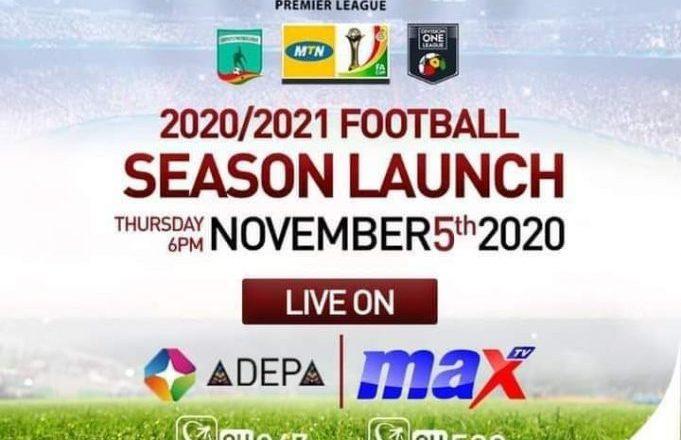 GFA to launch 2020/2021 season thursday