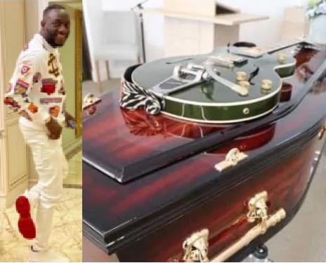 Zimbabwean socialite Ginimbi bought own coffin week before death