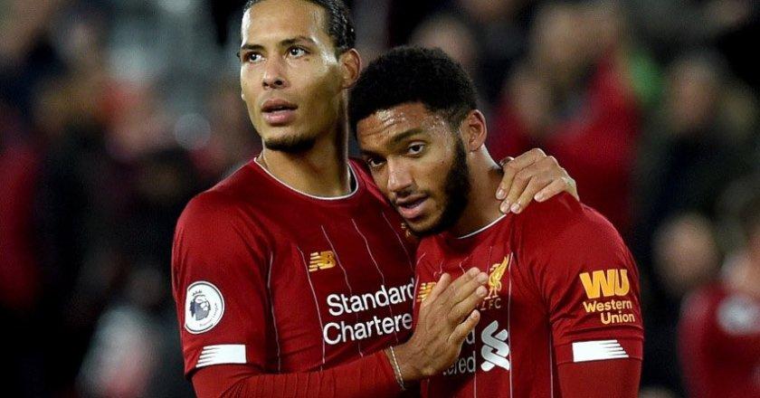 Joe Gomez: Liverpool & England defender set for knee injury scans