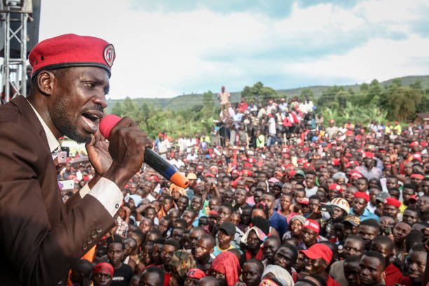 At least 37 people killed in Uganda protests after presidential candidate Wine's arrest
