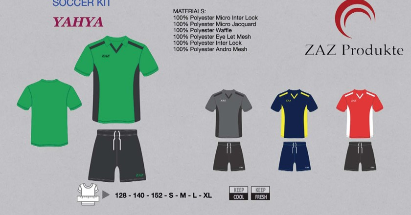 GFA annannounces ZAZ Produkte as official referee kits partner
