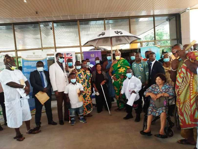 Protect rights of PWDs – Henry Djaba Foundation