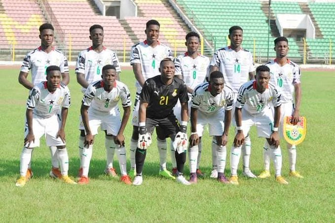 Ghana qualify to AFCON U-20 after Niger win