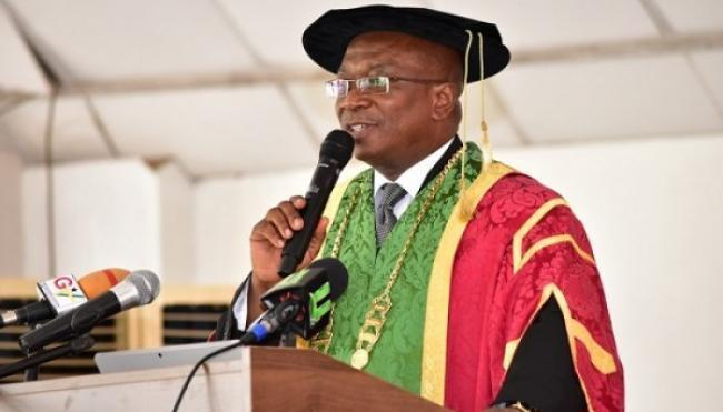 Central University holds maiden virtual congregation