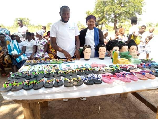 RAINS empowers 554 girls with vocational skills