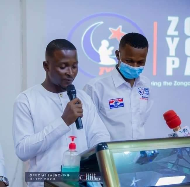 Youth Patriots cautions Zongo youth against violence