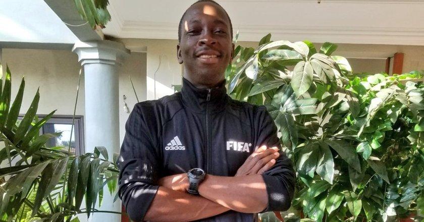 Togolese referee Komlanvi Aklassou to handle Kotoko, Nouadhibou game