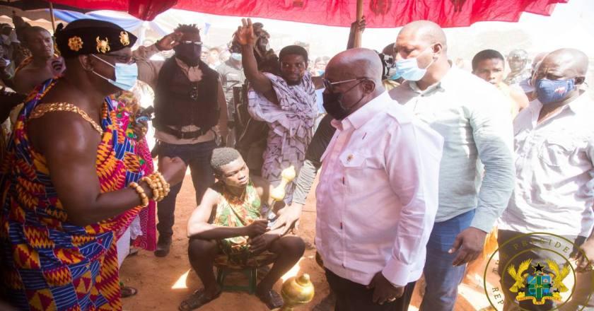 """Ghana's bauxite will benefit all Ghanaians – Akufo-Addo"