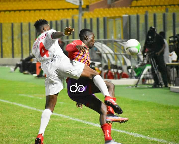 Kosta Papics first Hearts of Oak game ends in a draw