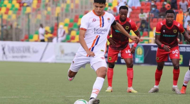 Asante Kotoko, Nouadhibou game called off