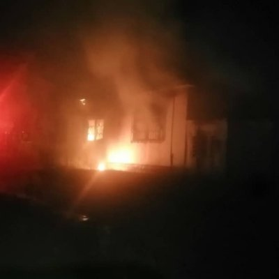 A/R: 30 wooden structures destroyed by fire at Krofrom