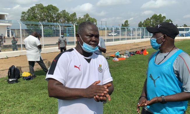 Take all points against Nigeria- Albert Commey satellites