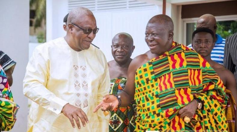 NDC to petition Asantehene over 2020 general election outcome