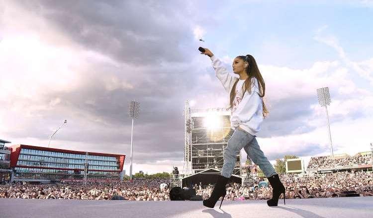 Ariana Grande's special fiancé