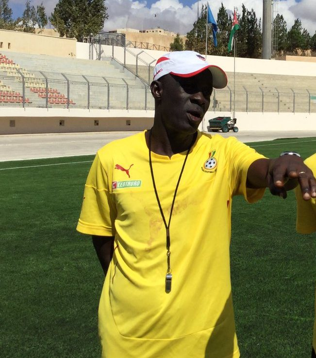 Ben Fokuo names squad for WAFU Zone B Cup of Nations