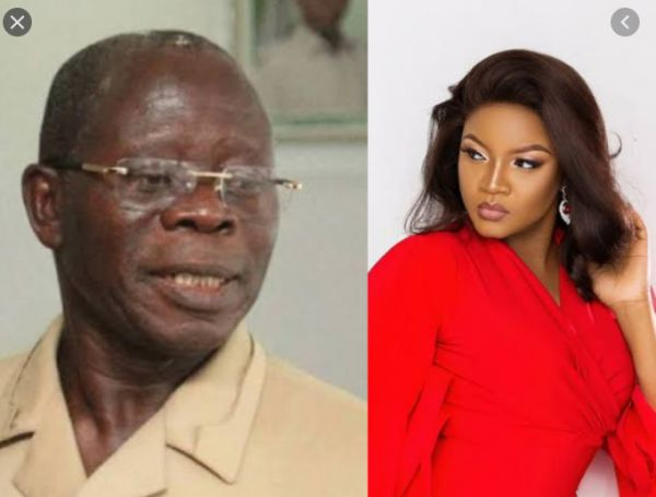 Omotola Accused Of Having Affair With Oshiomhole, She Reacts