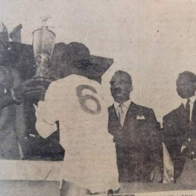 Today in History: Kotoko beat TP Englebert to win Ghana's first African club championship