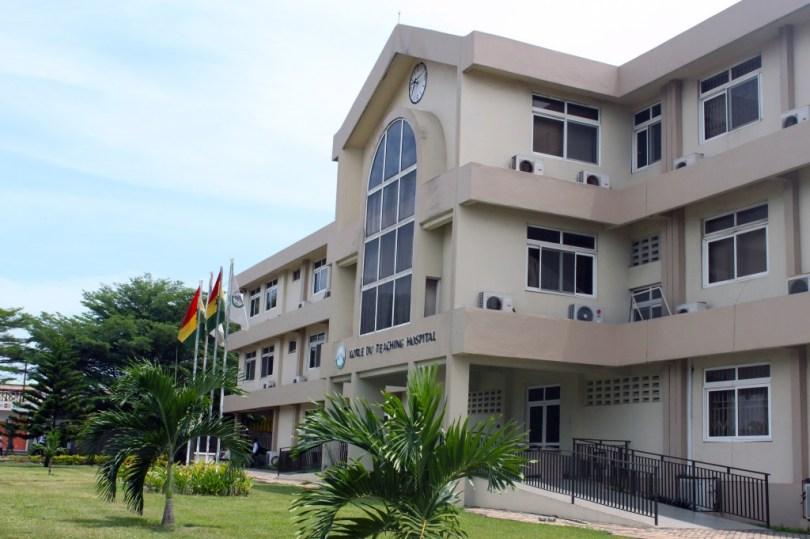 Korle-bu Teaching Hospital to reduce childhood cancer by 2030