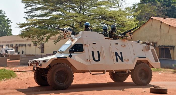 Cameroonian peacekeeper dies, four others injured in CAR road accident