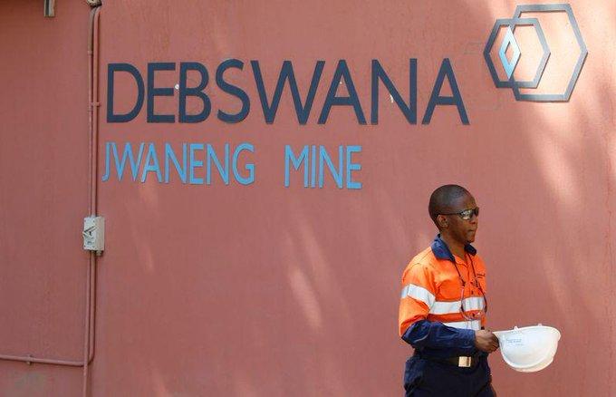 Botswana's Debswana terminates mining contract with Australia's Thiess