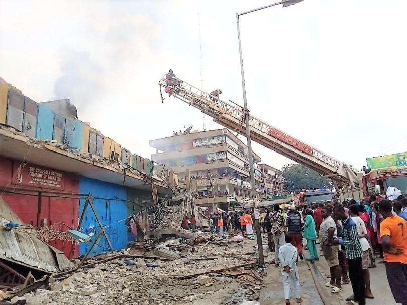 Fire outbreaks in Kumasi leave variety of property destroyed