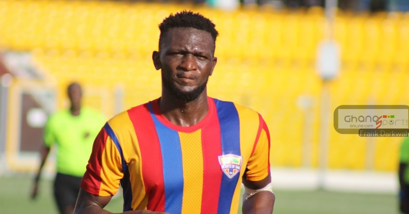 Hearts of Oak's Alhassan Mohammed axed from Black Stars team
