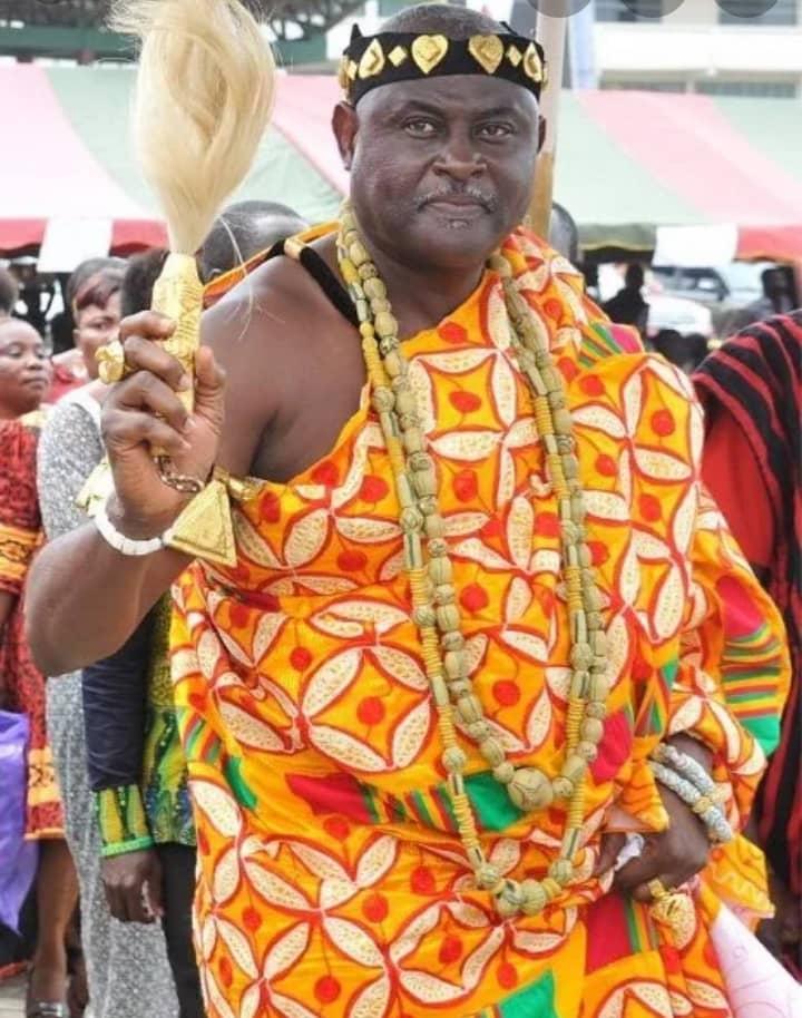 Mixed feelings greet announcement of death of Osu Mantse
