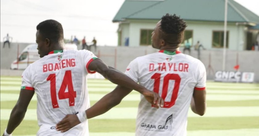 Diawusie and Kwame Boateng on target as Karela beat Medeama