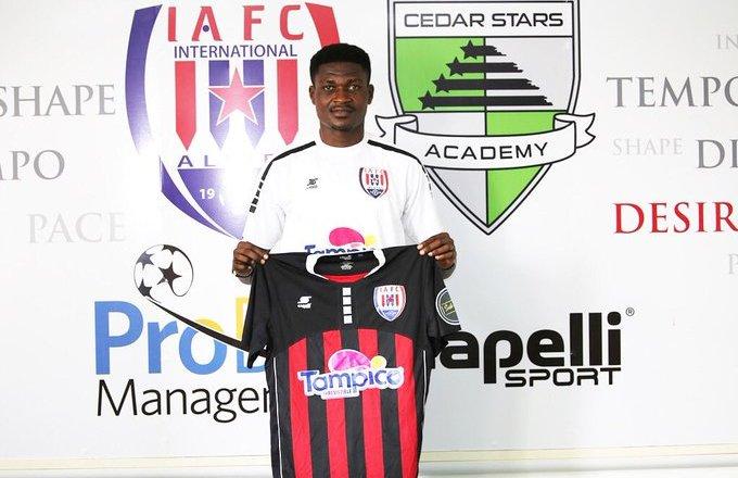 Former Asante Kotoko defender Agyemang Badu joins Inter Allies