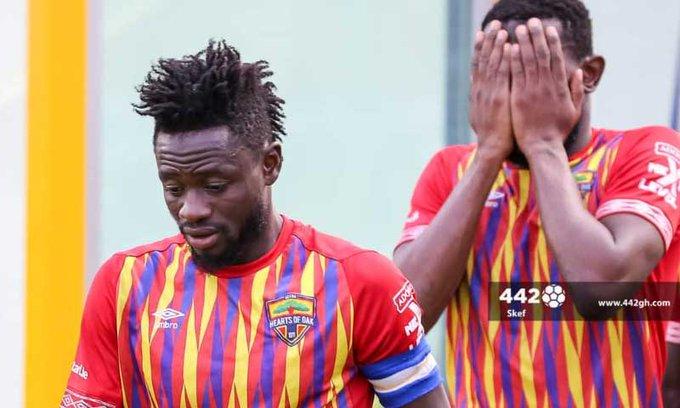 'Kosta Papic was discriminatory' – Hearts of Oak captain Fatawu Mohammed