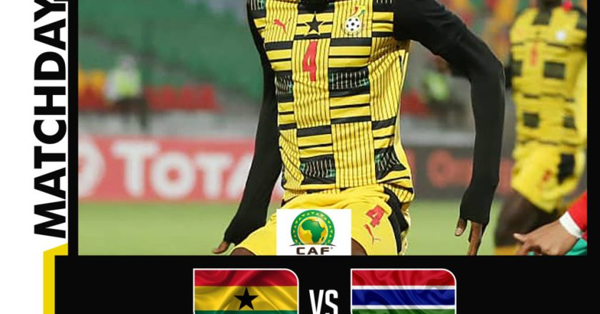 Burkinabe referee Jean Ouattara to officiate Ghana, Gambia game