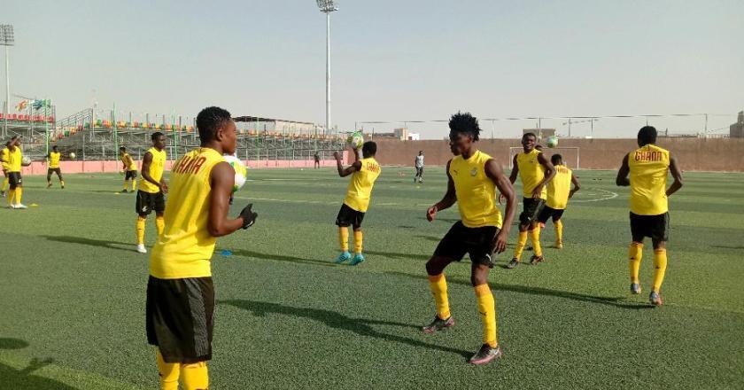 Africa U-20 Cup of Nations: Black Satellites aim at raising high the flag of Ghana