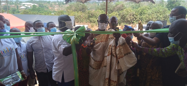 INBAR opens Bamboo Training Centre at Obogu