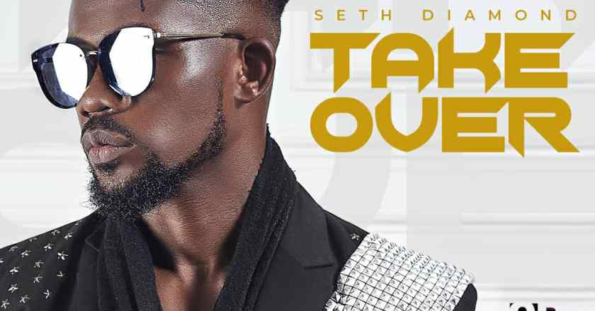 "Urban gospel star Seth Diamond set to release new single titled ""Take Over"""