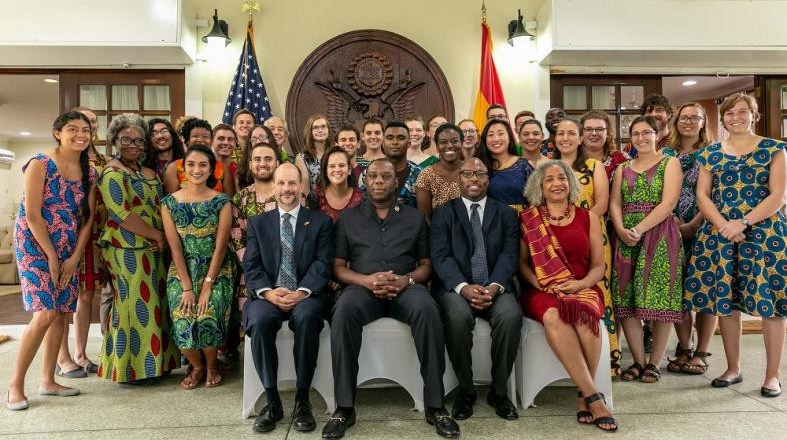 US Peace Corps is Sixty Years in Ghana
