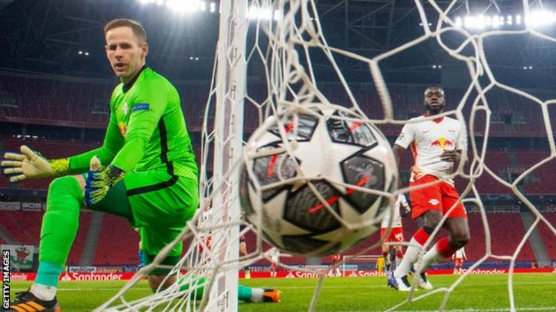 Liverpool to host RB Leipzig in Budapest for Champions League last 16 second leg